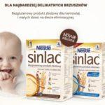 Zmiany, zmiany - Nestlé Sinlac w nowej odsłonie